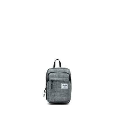 Herschel Form Large Raven Crosshatch