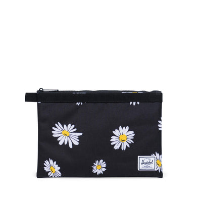Herschel Network Large Daisy Black