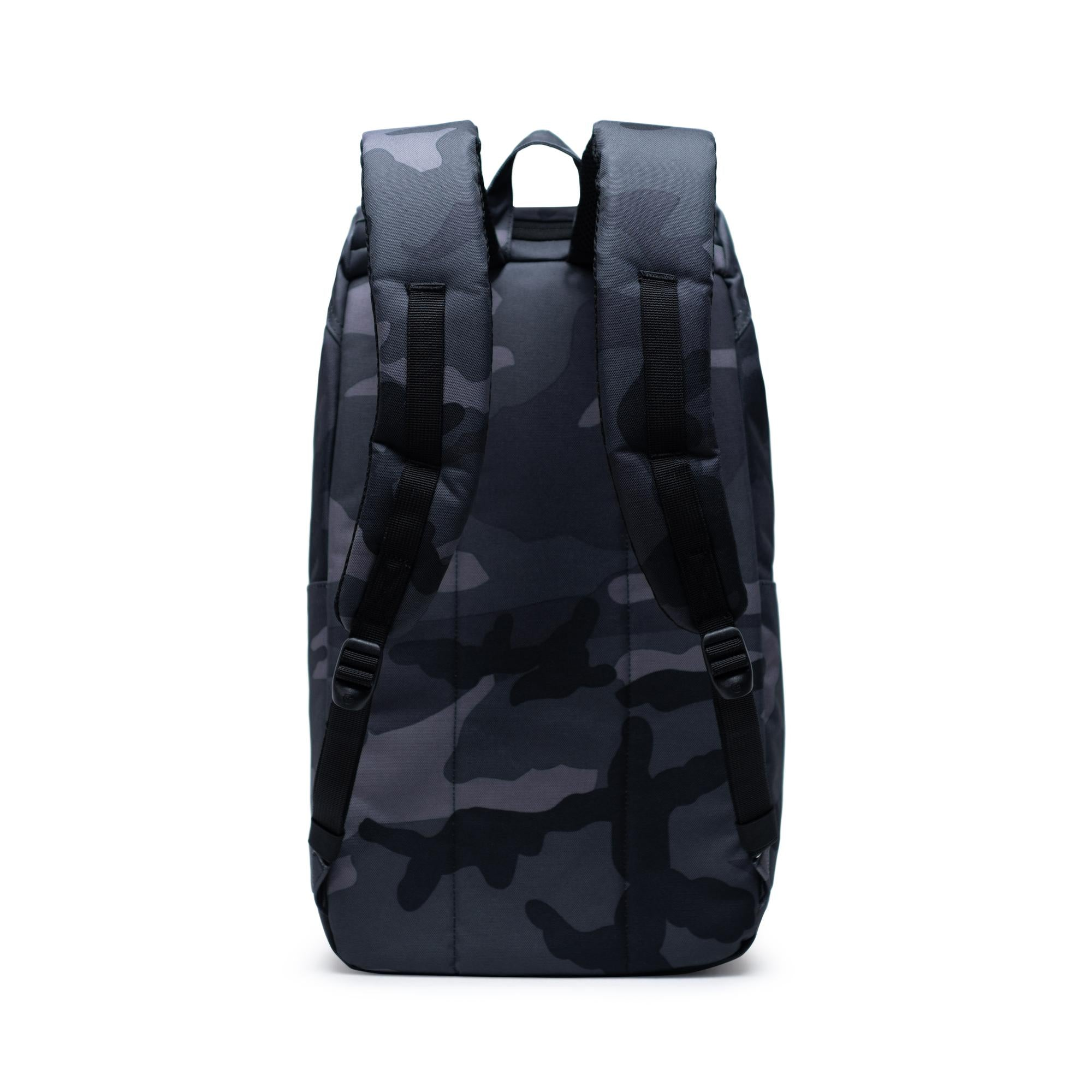 Mochila Herschel Thompson Raven Crosshatch – Transmission Store