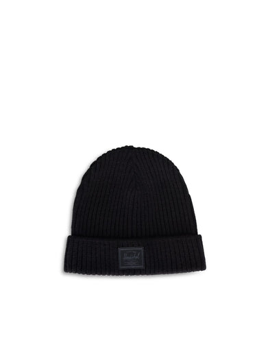 Gorro Herschel Morris Black - Surplus