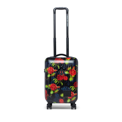 Herschel Trade Carry On Blurry Roses