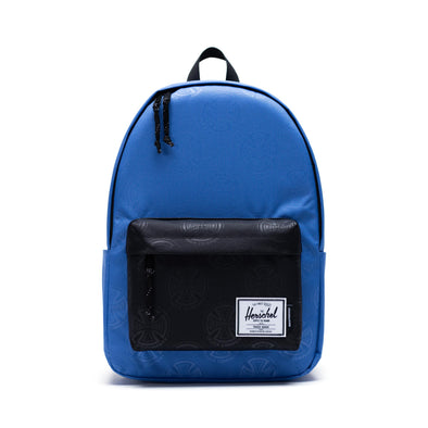 Mochila Herschel Classic X-Large Independent Multi Cross Amparo Blue - Independent