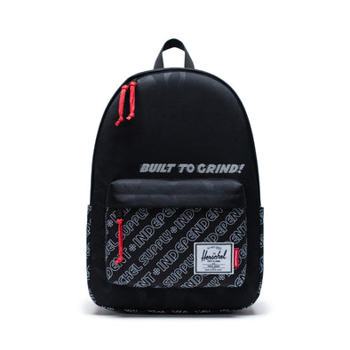 Mochila Herschel Classic X-Large Black Camo/Independent Unified Black - Independent