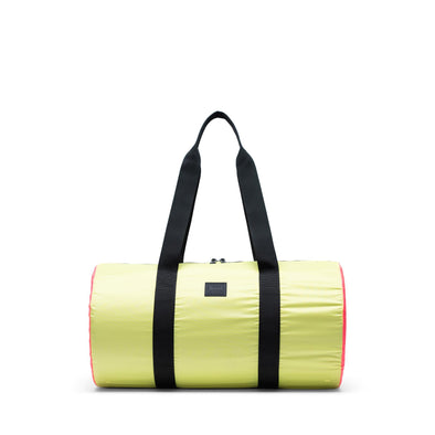 Herschel Packable Duffle Highlight/Neon Pink