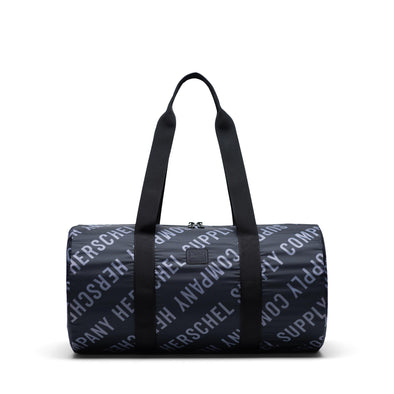 Herschel Packable Duffle Roll Call Black/Sharkskin