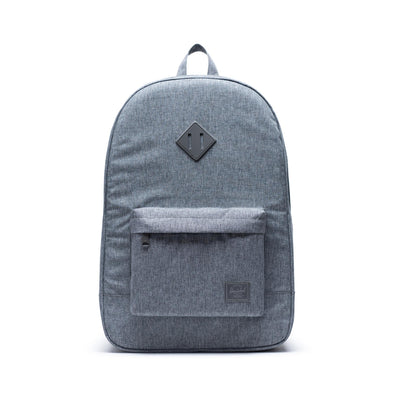 Mochila Herschel Heritage Raven Crosshatch - Light