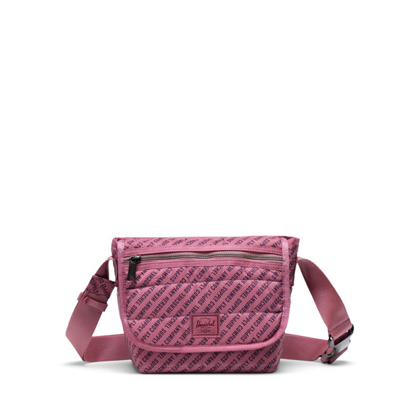 Herschel Grade Mini Deco Rose Roll Call - Quilted
