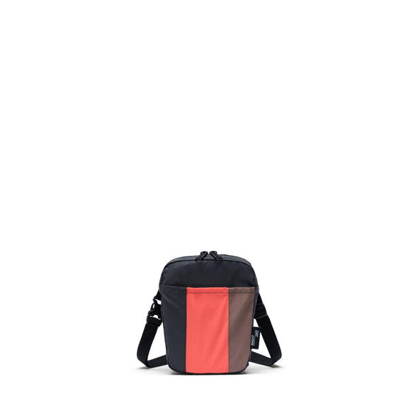 Herschel Day/Night Cruz Black/Hot Coral/Pine Bark - Reflective