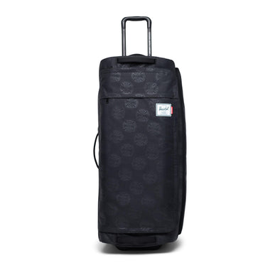 Herschel Wheelie Outfitter Independent Multi Cross Black - Independent - 120L