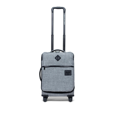 Herschel Highland Carry On Raven Crosshatch