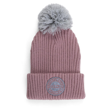 Gorro Herschel Sepp Youth Ash Rose/Heather Light Grey