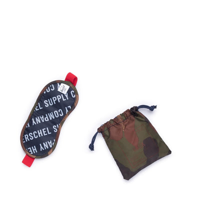 Herschel Eye Mask Roll Call Peacoat/Woodland Camo