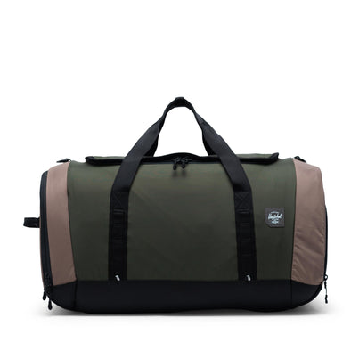 Herschel Gorge Large Dark Olive Multi