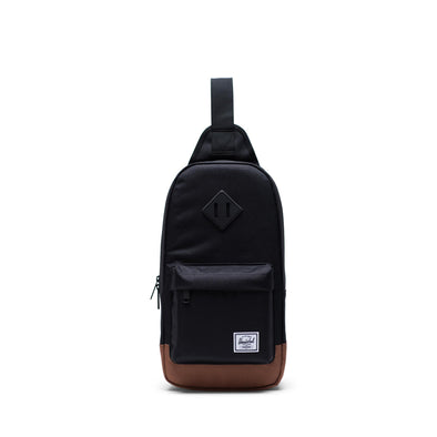 Herschel Heritage Shoulder Bag Black