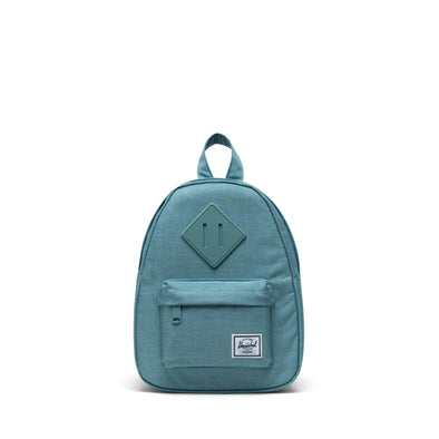 Mochila Herschel Heritage Mini Oil Blue Crosshatch