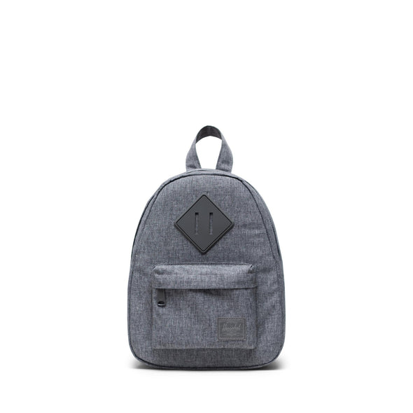 Mochila Herschel Heritage Mini Raven Crosshatch - Light