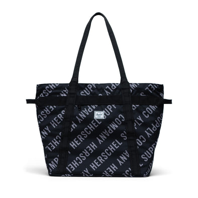 Herschel Alexander Zip Roll Call Black/Sharkskin