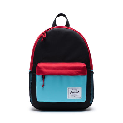 Mochila Herschel Classic X-Large Black/Red/Bachelor Button - Herschel Supply Athletics