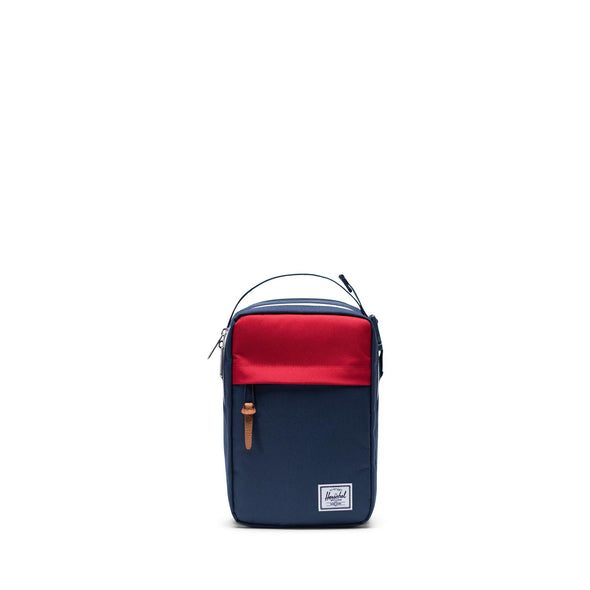 Herschel Chapter Connect Navy/Red
