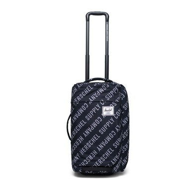 Herschel Wheelie Outfitter Roll Call Black/Sharkskin - 50L