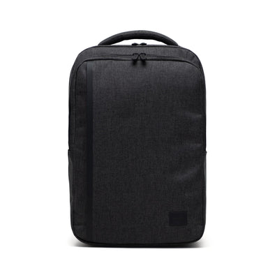Mochila Herschel Tech Daypack Black Crosshatch
