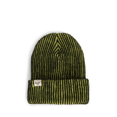 Gorro Herschel Quartz Youth Duo-Tone Black/Evening Primrose