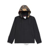 Herschel Hooded Coach Black/Woodland Camo
