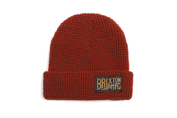 Brixton Coventry Beanie Rust