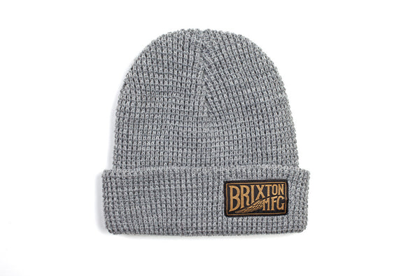 Brixton Coventry Beanie Light Heahter Grey