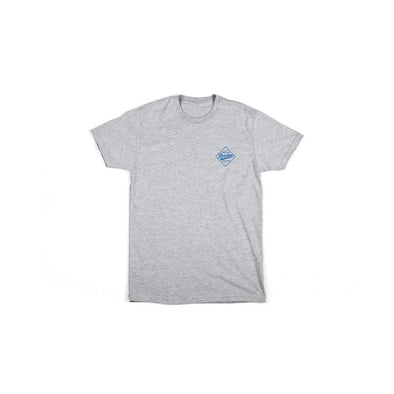 Brixton Wesson S/S Stnd Tee Heather Grey