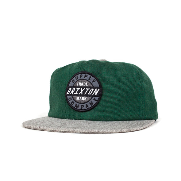 Brixton Council Hunter Heather Grey