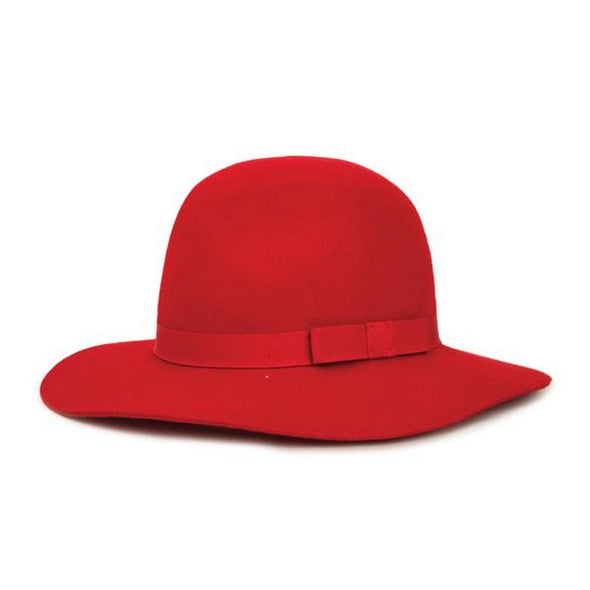 Brixton Dalila Hat - Red