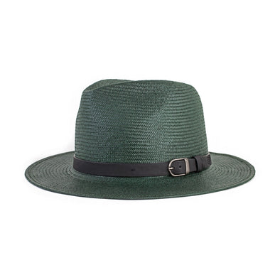 Brixton Leighton Hat Dark Green