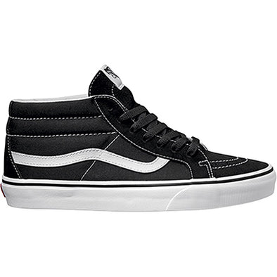 Tenis Vans UA Sk8-Mid Reissue Black/True White