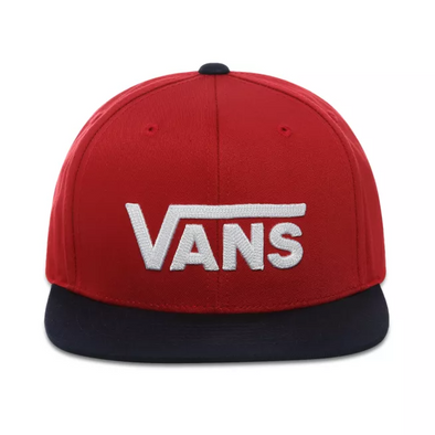 Chapéu Vans By Drop V II Biking Red/Dress Blues