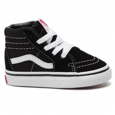 Vans SK8-Hi Black/True White - Kids