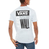 T-Shirt Vans MN Retro Tall Type SS Heather
