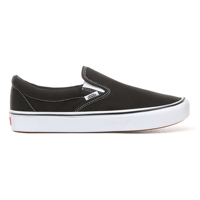 Vans Comfycush Slip-on (Classic) Black/True White