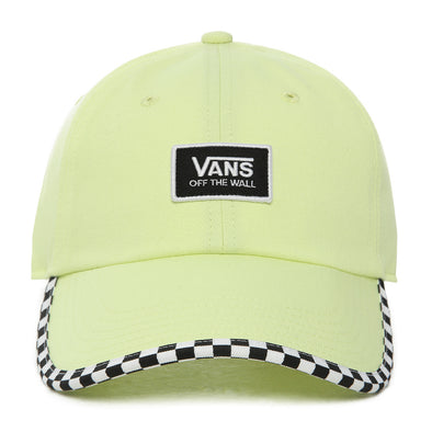 Chapéu Vans Checkin This Yellow Pear