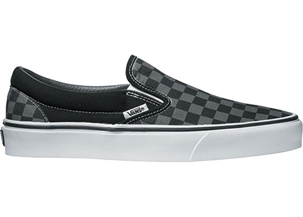 Vans Classic Slip-On (Checkerboard) black/pewter