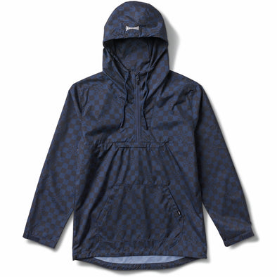 Vans MN X Independent Checkerboard Anorak Dress Blues