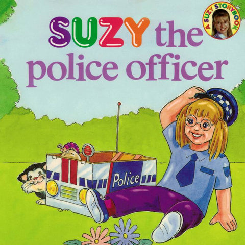 Suzy the police officer