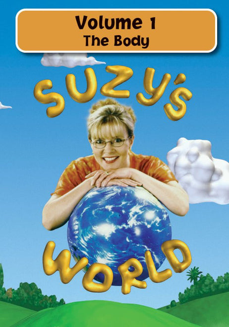 Suzy's World - DVDs