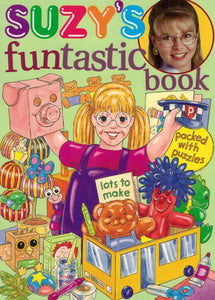 Suzys Funtastic Activity Book
