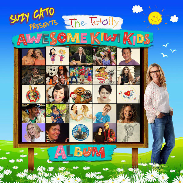 The Totally Awesome Kiwi Kids Album