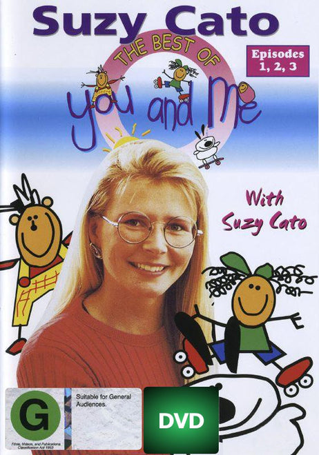 You & Me - DVDs
