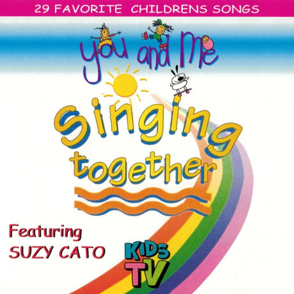 You & Me - Singing Together (CD)