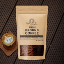 Load image into Gallery viewer, BULK UNICORN PANTRY - ORGANIC GROUND COFFEE (500g)