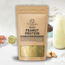 Load image into Gallery viewer, BULK UNICORN PANTRY - ORGANIC 50% PEANUT PROTEIN (500g)