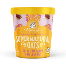 Load image into Gallery viewer, Wazoogles Supernatural Oats - Salted Caramel & Mulberries